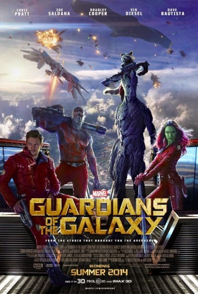 3 Short Paragraphs: Guardians of the Galaxy