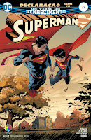 DC Renascimento: Superman #27