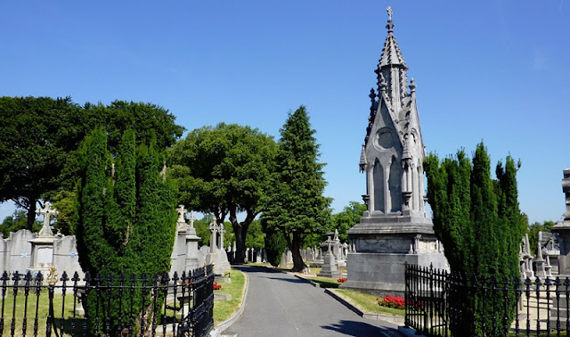 Visita ao Glasnevin Cemitério e Museu