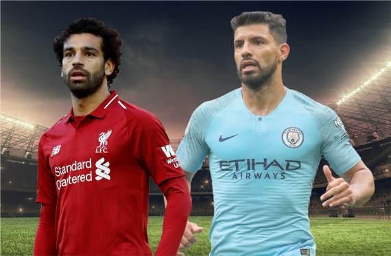 English Premier League: Liverpool vs Manchester City