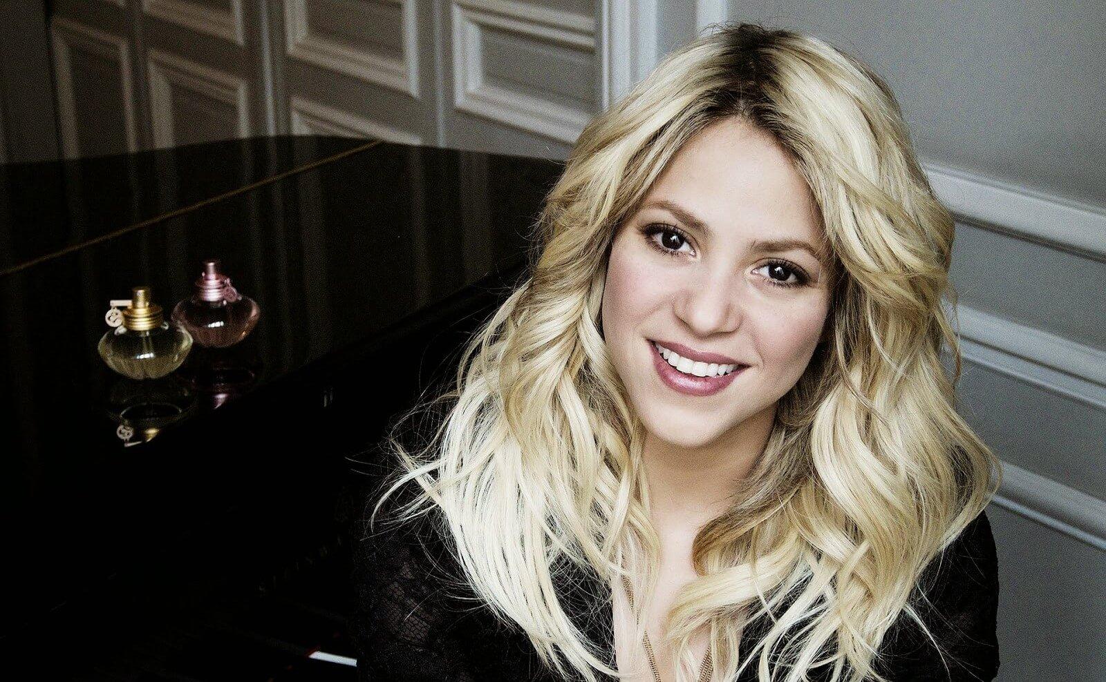 Shakira prepara nuevo sencillo para el 28 de Octubre
