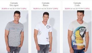 camisetas para hombre 1