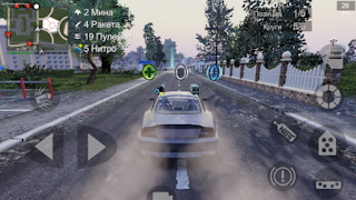 game MadOut2 BigCityOnline versi mod money