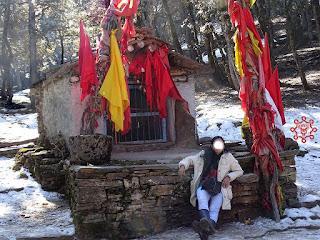 Padiyar Devta Temple, Auli