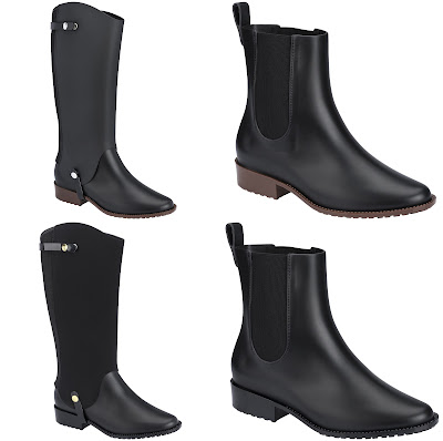 Shoe Of The Day Melissa Shoes Riding Special Boots
