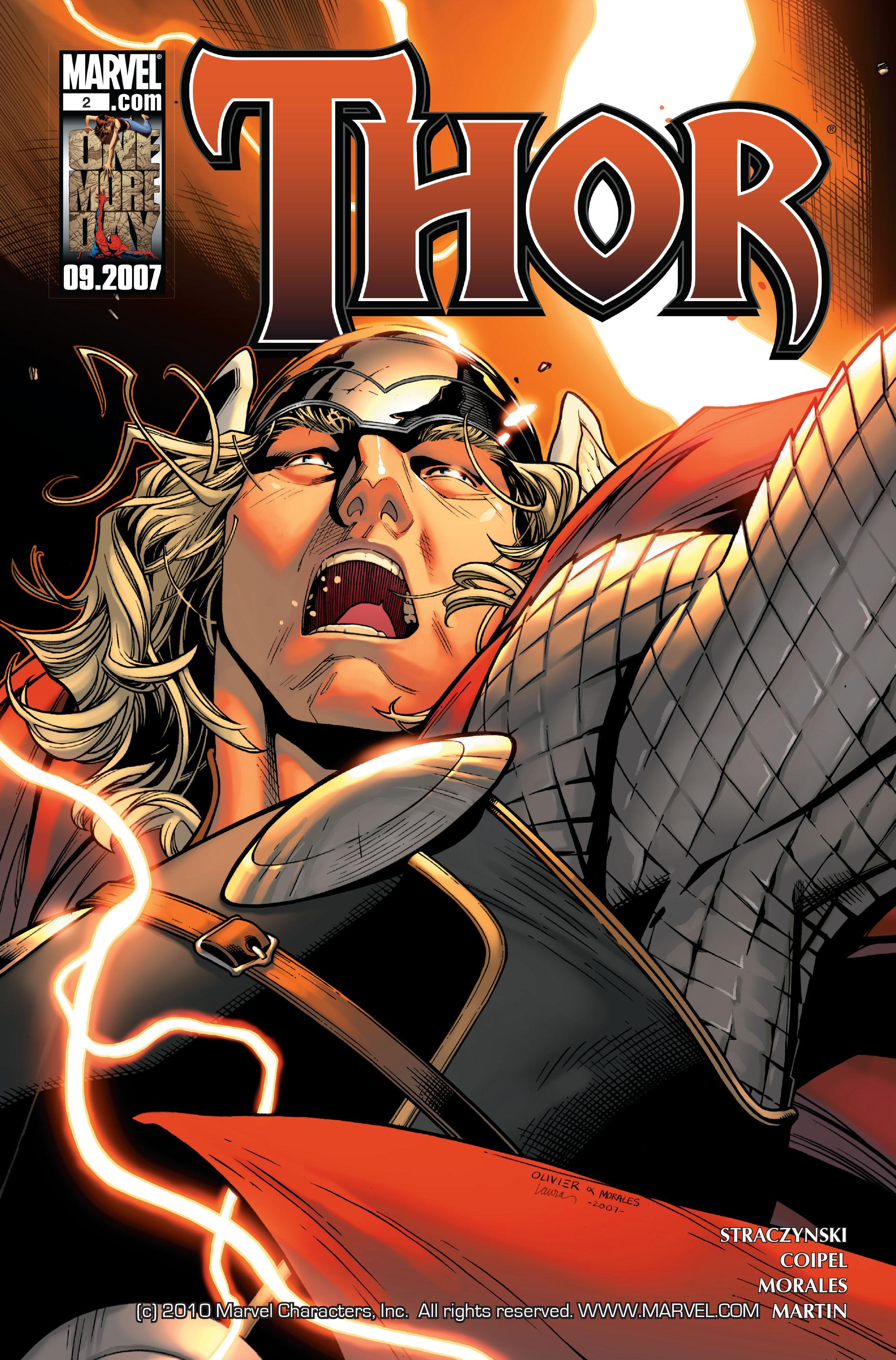 Thor (2007) Issue #2 #2 - English 1