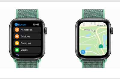 مميزات ساعة Apple Watch Series 4