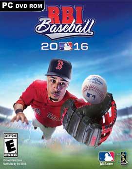 R.B.I. Baseball 16 PC Full Español ISO