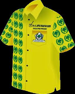 Tempat Pembuatan Seragam Partai Di Bengkulu