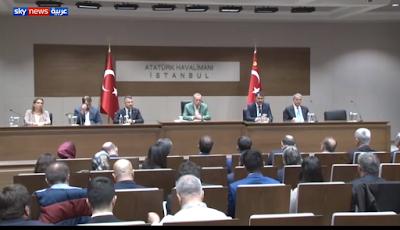 اردوغان, سؤال محرج, تركيا,