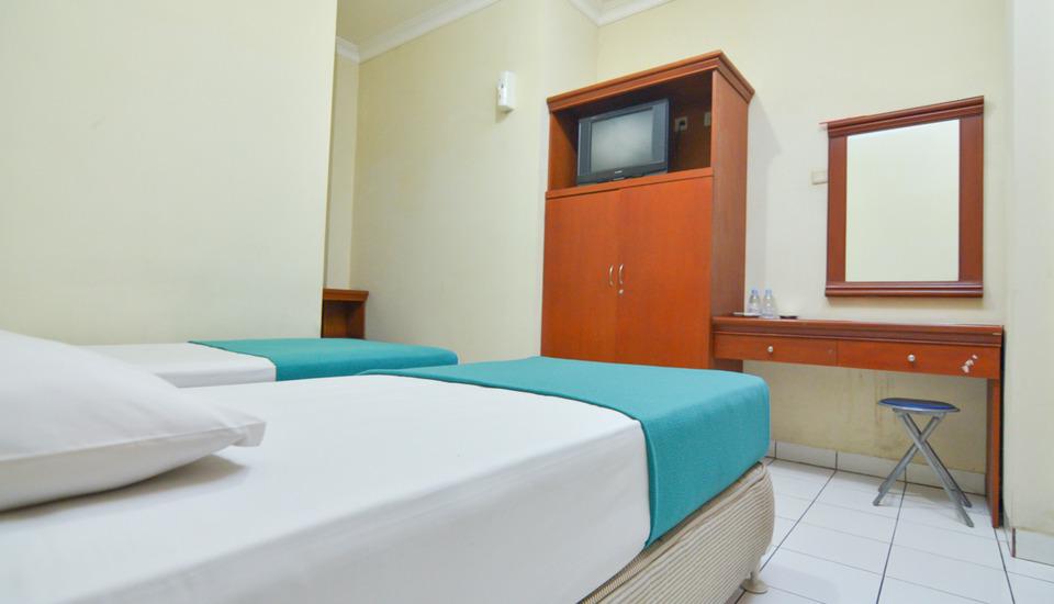 Kamar hotel budget bandung murah daerah asia afrika info for Dekor kamar hotel ulang tahun