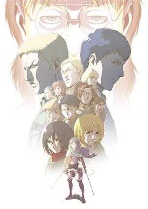 Shingeki no Kyojin terceira temporada do anime ganha novo pôster