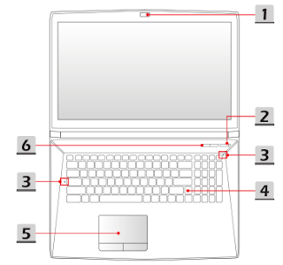 MSI GE72VR APACHE PRO (GEFORCE® GTX 1060) Manual PDF Download
