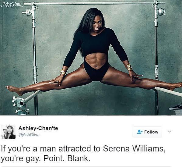 Is Serena Williams Gay 95