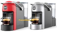 Logo Ricevi una Macchina da caffè A Modo Mio in regalo sicuro con la promo ''Lavazza da te''