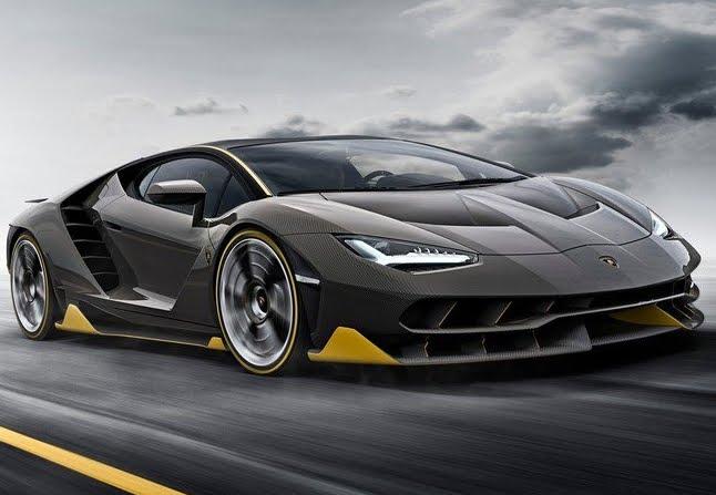 Richiamo per l'auto super sportiva Lamborghini Centenario negli Stati Uniti