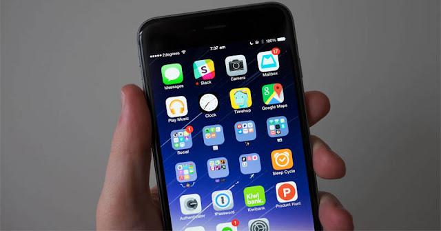 Cara Hapus Aplikasi di iPhone