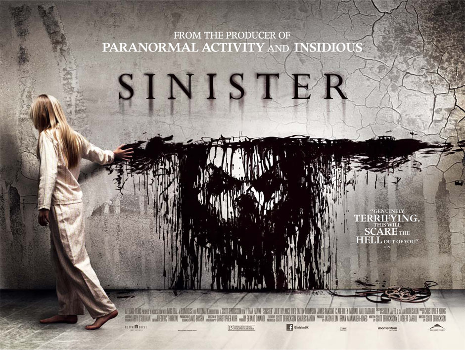Sinister 2012 | CINE TERROR Y PROGRAMAS