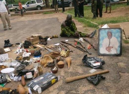 human sacrifices in nigeria
