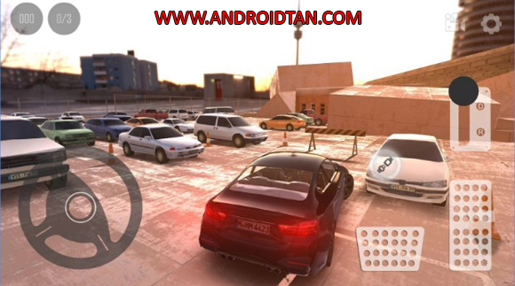 Real Car Parking 2017 Mod Apk Unlocked Cars