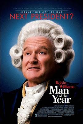 Man Of The Year 2006 DVD R1 NTSC Latino