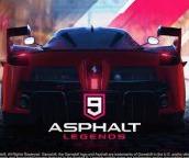 Asphalt 9 Legends Apk Mod Android 1.0.1A (Update 2018)