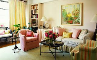 Bunga Hiasan Meja Ruang Tamu, Ruamah Minimalis Paling Diminati,