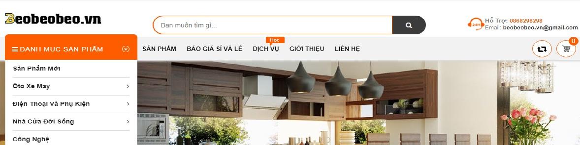 BeoBeoBeo.vn - Shop Linh Phụ Kiện Điện Thoại - Ô Tô - Xe Máy - .....
