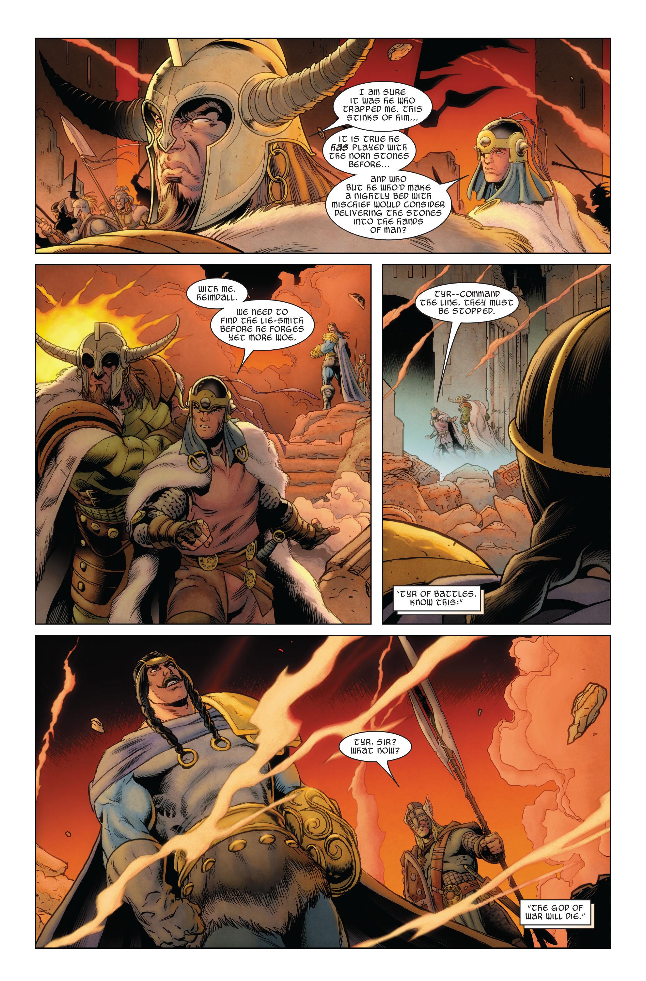 Thor (2007) Issue #608 #21 - English 4