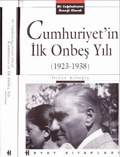 Orhan Koloğlu - Cumhuriyet'in ilk onbeş yılı 1923-1938