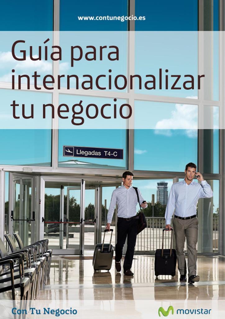 Guía para internacionalizar tu negocio