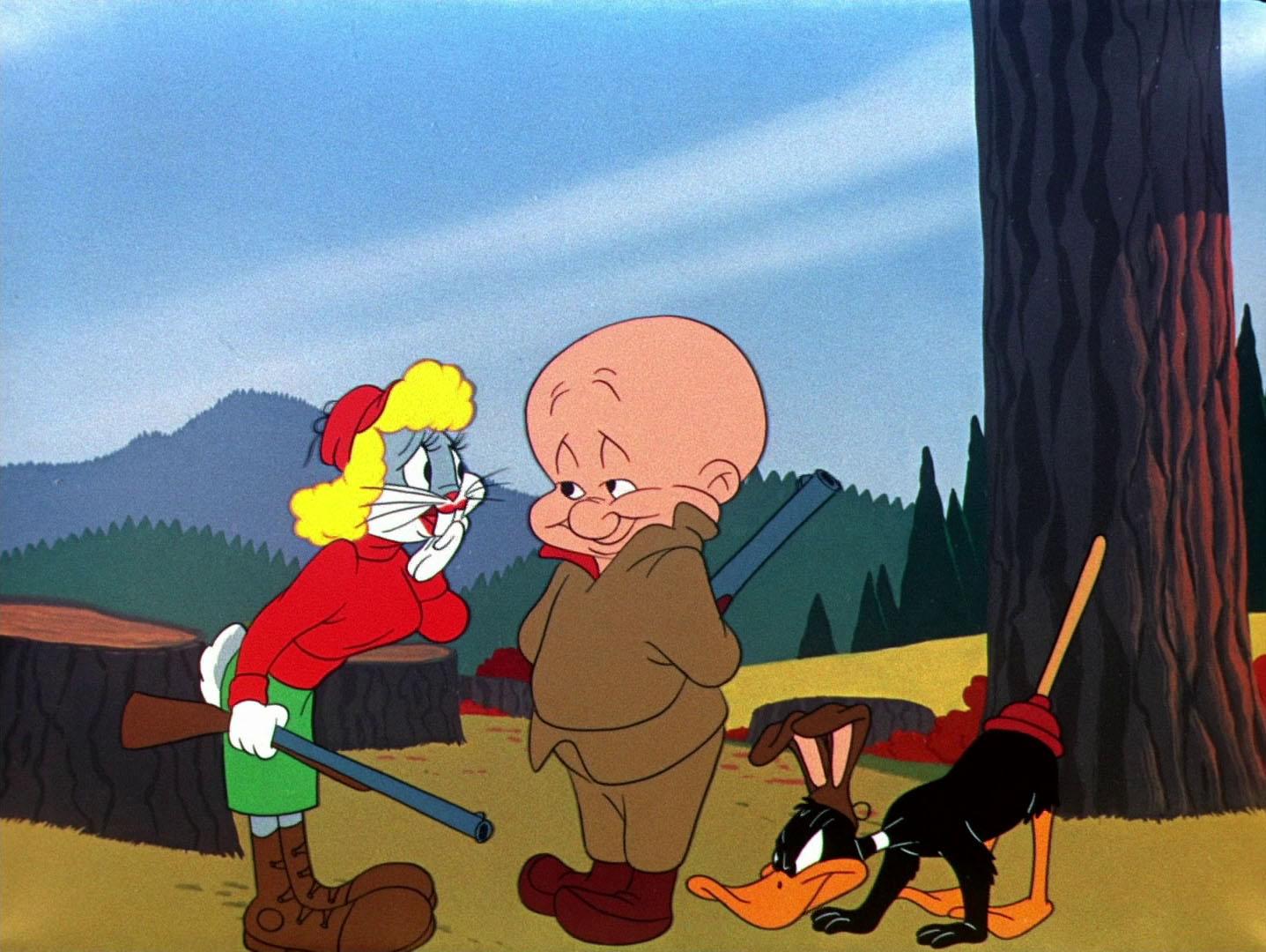 Looney Tunes Pictures Quot Rabbit Fire Quot