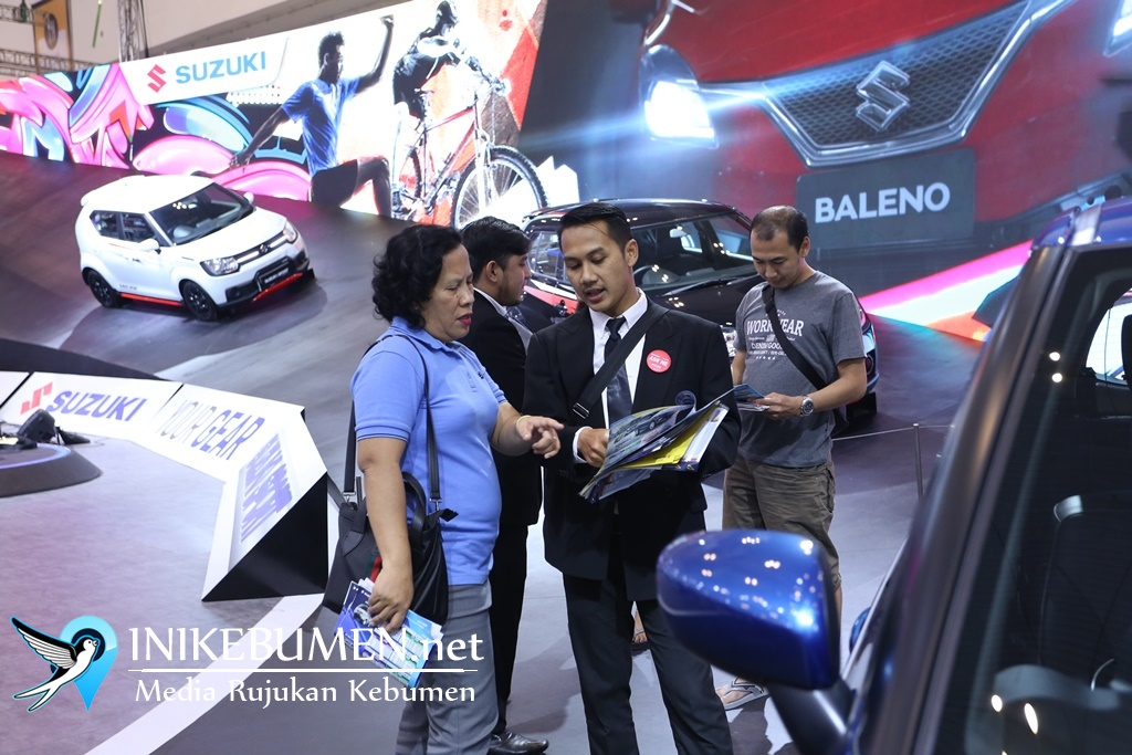 Suzuki Siapkan Program Khusus Cicilan All New Ertiga Selama GIIAS 2018