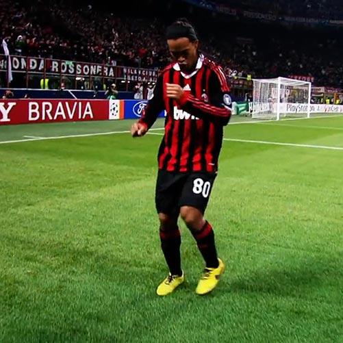 Ronaldinho Wallpaper Engine