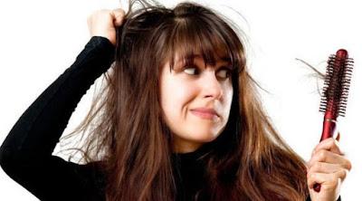 Cara Mudah Mengatasi Rambut Yang Sering Rontok