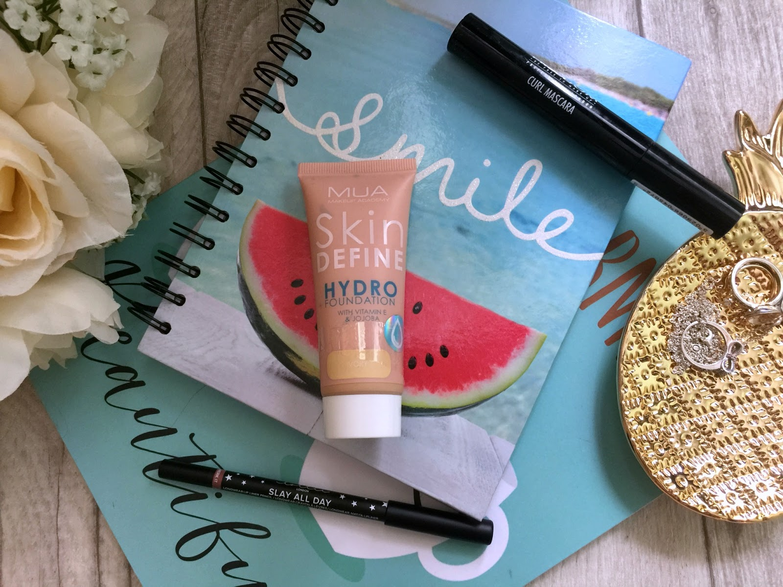 beauty products i'm not rating this month
