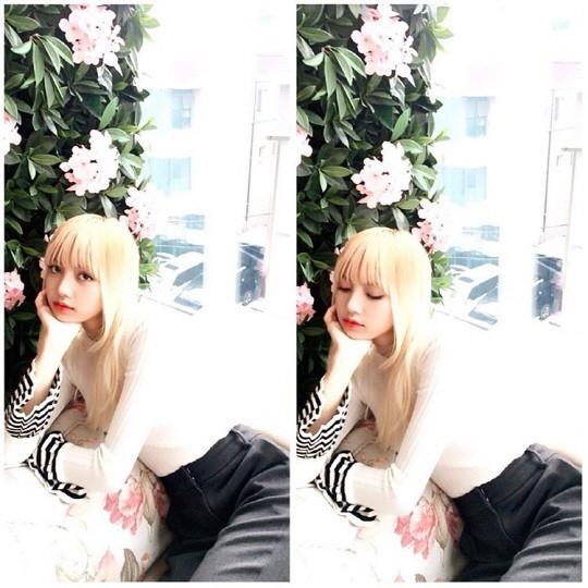 Bpbuzz Lisa Instagram Update 17 03 05 Netizen Nation Onehallyu