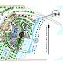 مخطط تهيئة حضارية لفندق 5 نجوم اوتوكاد dwg