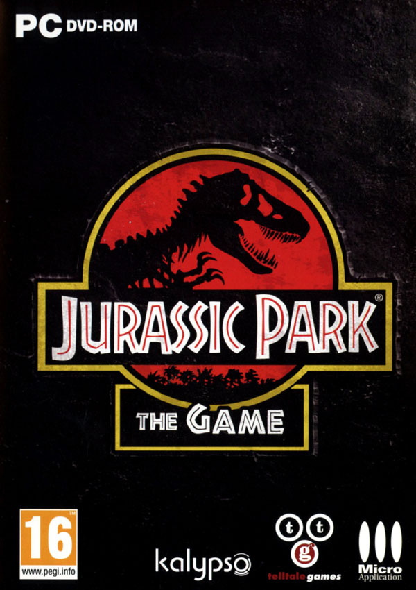 Jurassic Park The Game Download Cover Free Game