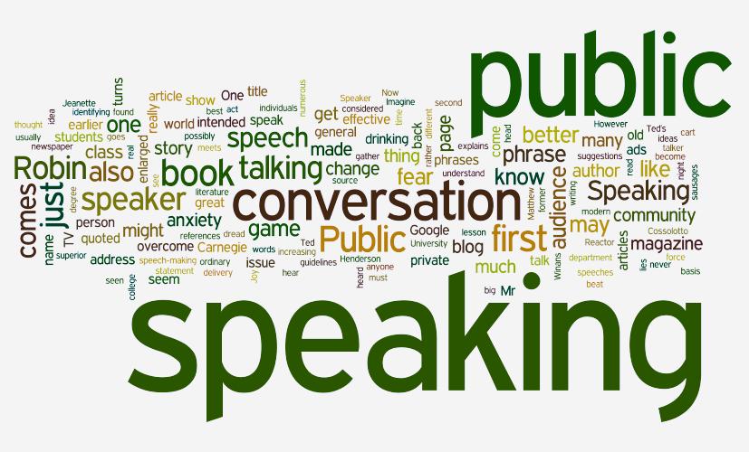 Head Turner Personality: Public Speaking Tips/ Triple ''P ...
