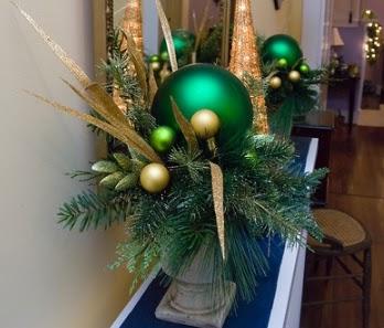 centro de meza centro de meza para navidad decorar el comedor adorno para