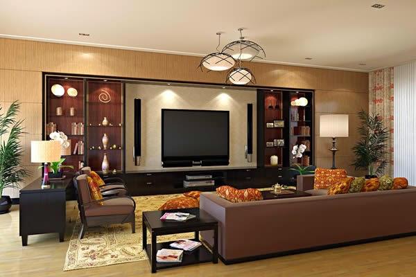 Sala marrón