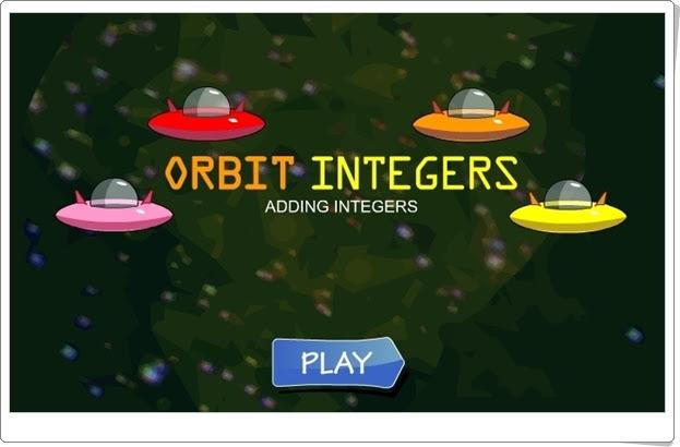 """""""Orbit integers"""" (Suma y resta de números enteros)"""