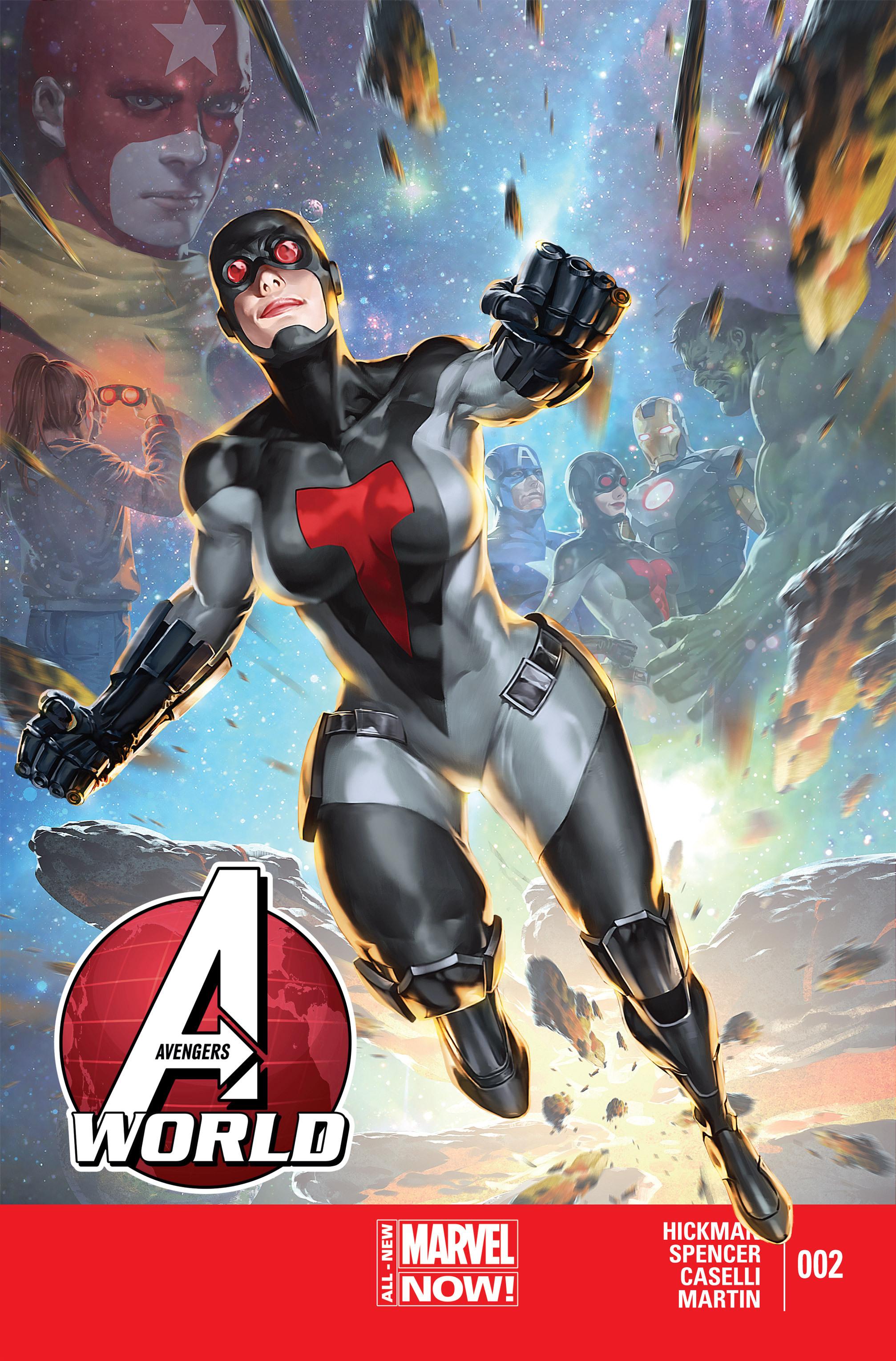 Avengers World 2 Page 1