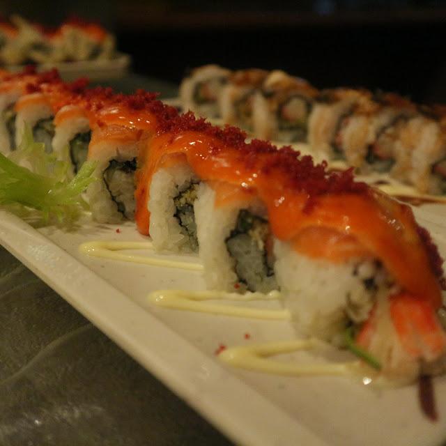 menu japanese food di okoh restaurant