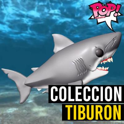 Lista de figuras funko pop de Funko POP Tiburón