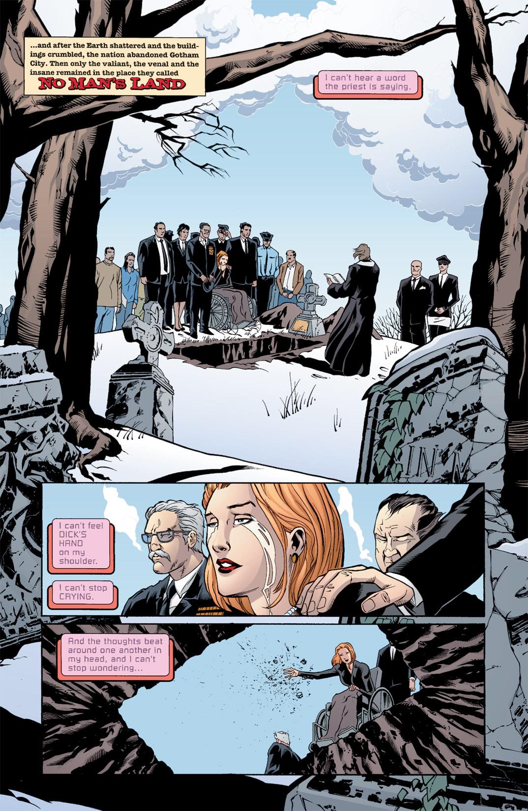 Batman: Shadow of the Bat 94 Page 2