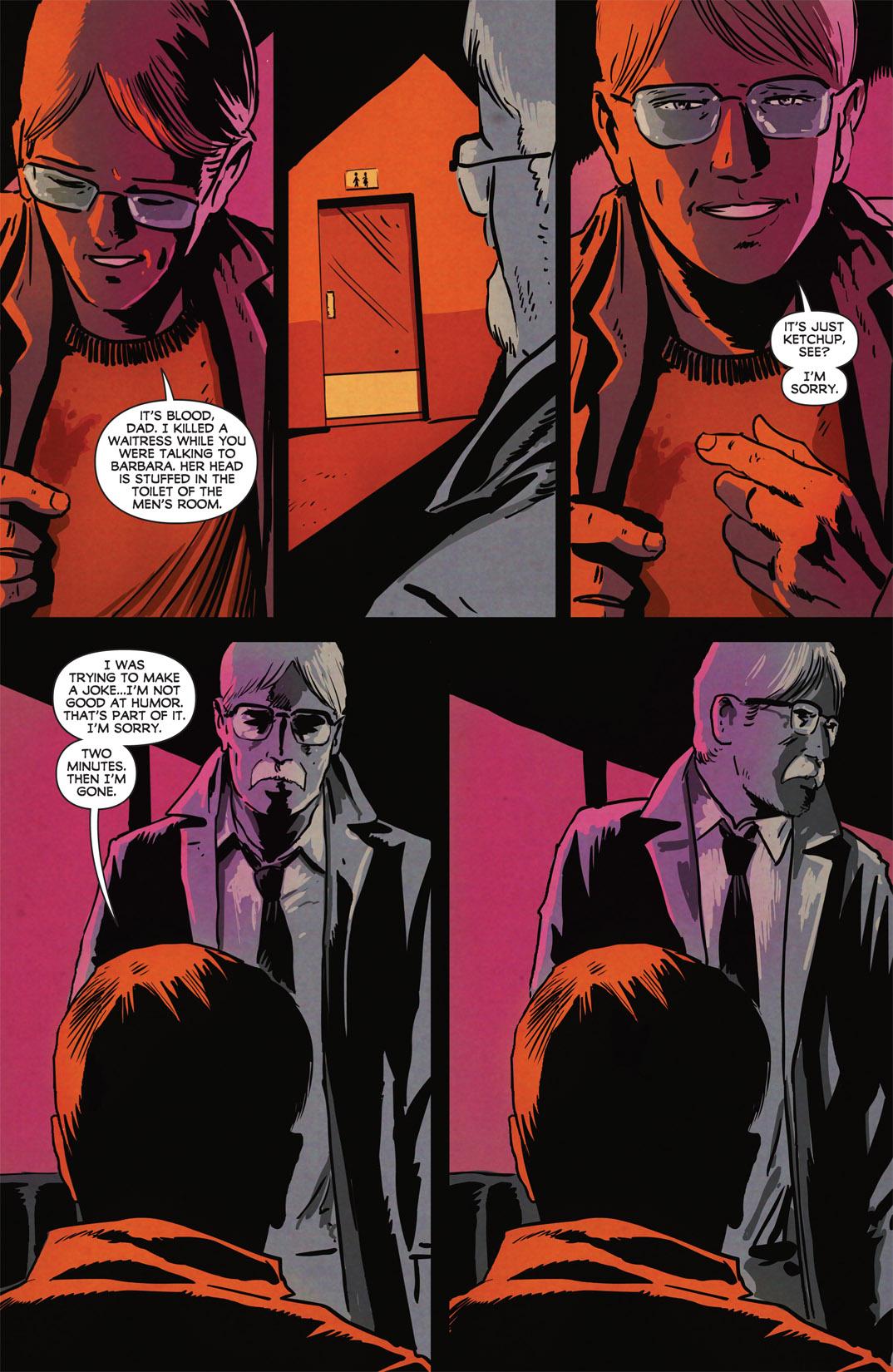 Detective Comics (1937) 874 Page 3