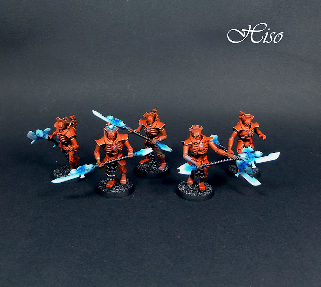 Necrons orange