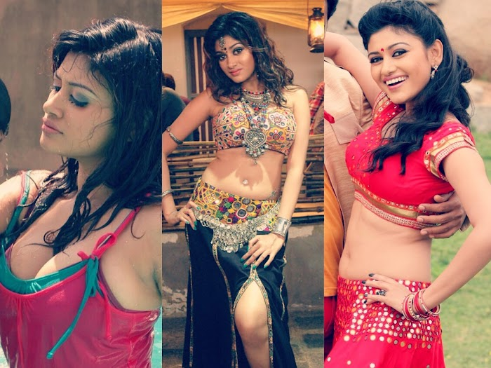 Actress Oviya Most Sexiest Photos-Sultry Pictures reveals her Cleavage